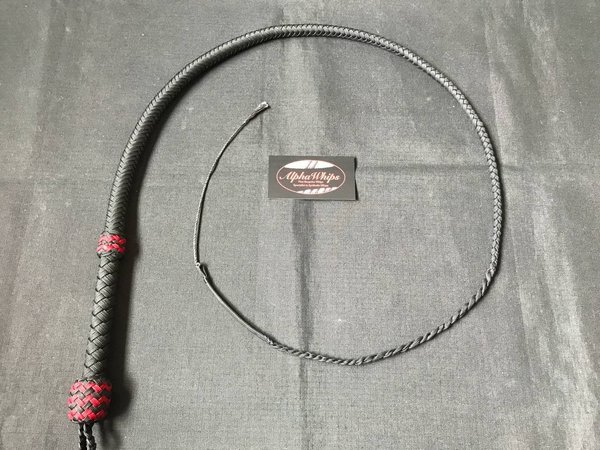 Junior Series Bullwhip rot/schwarz